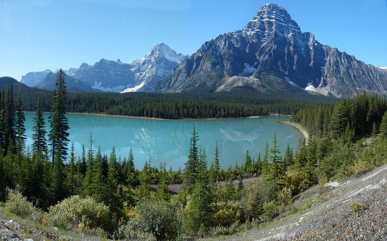 Banff National Park zeker bezoeken