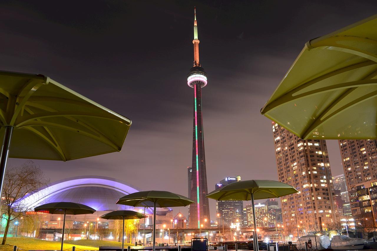 Skyline van Toronto