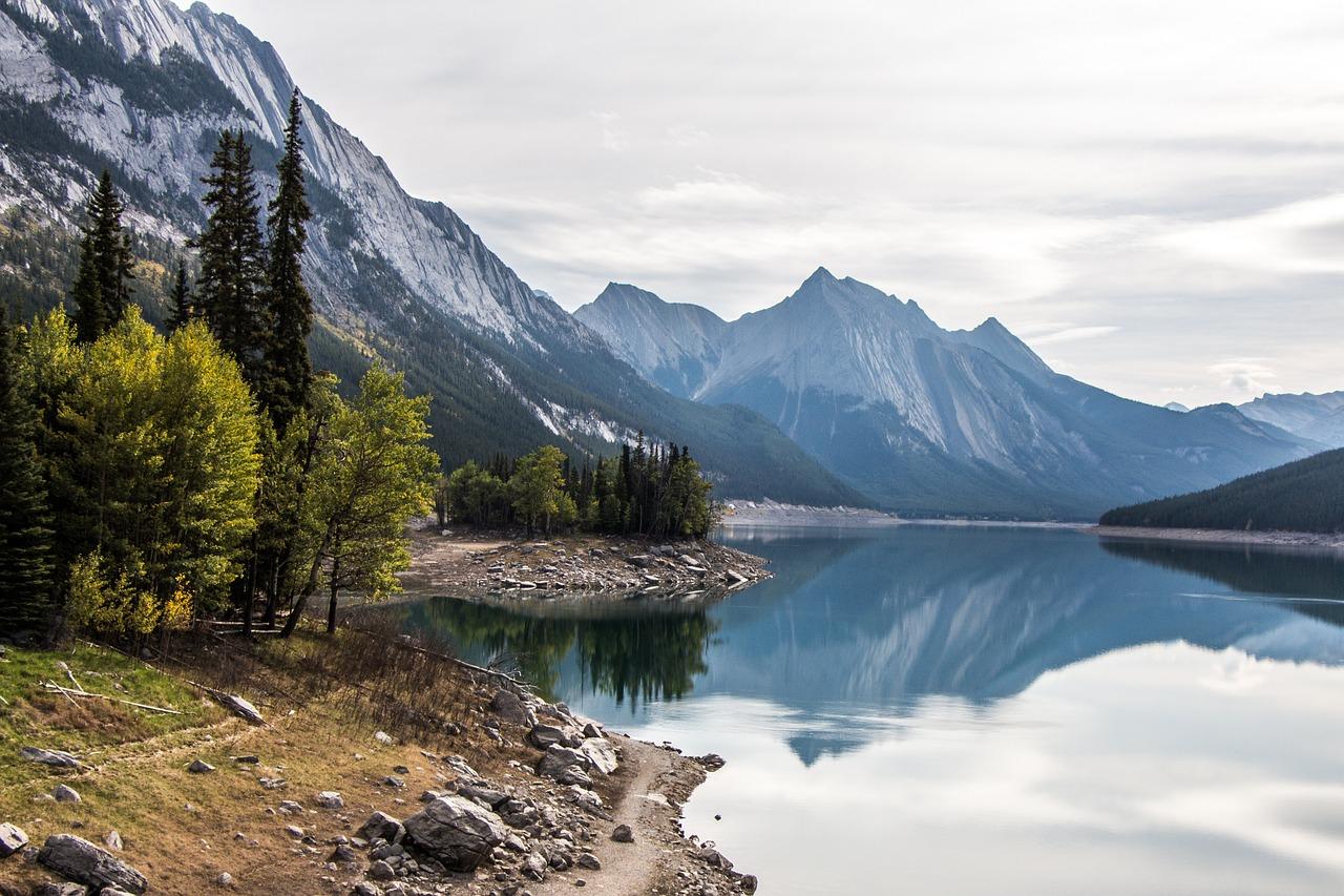 Jasper National Park ook niet mis