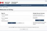 GCKEY en IRCC account – Wat betekent het?