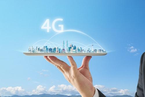 4g netwerk china