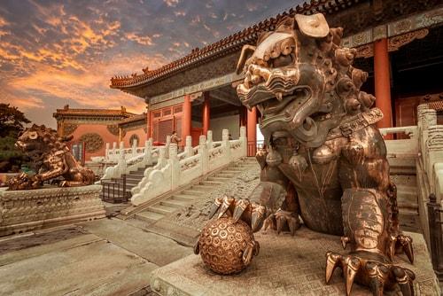 de verboden stad china