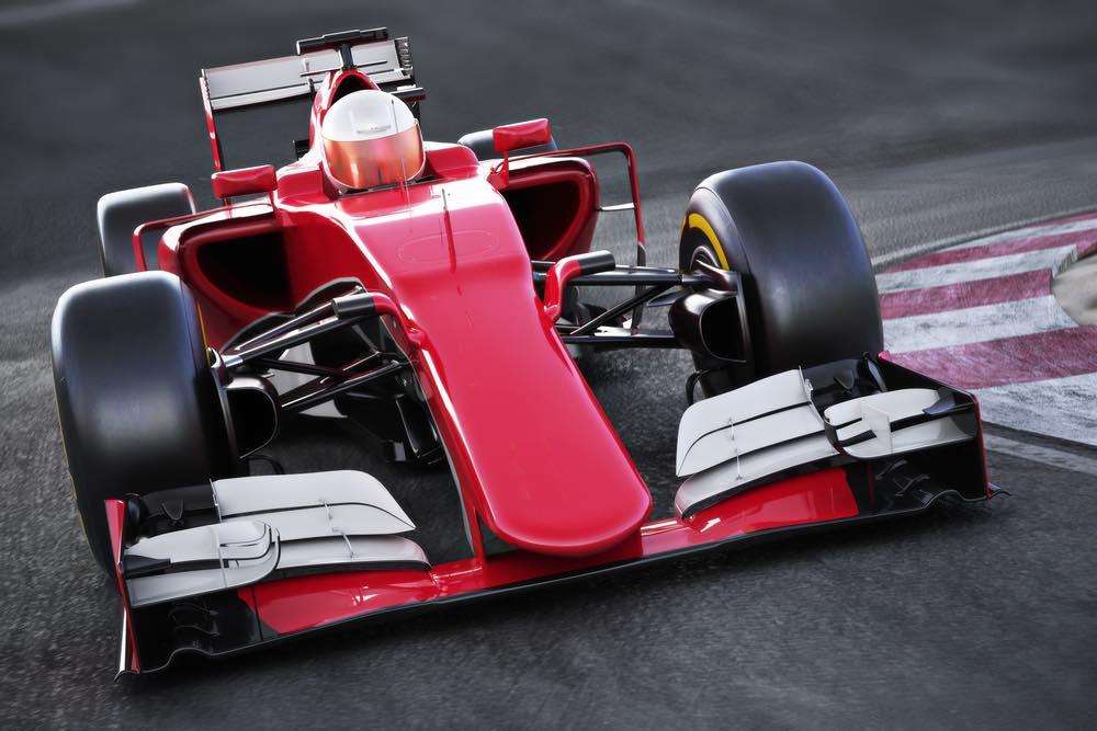 Formule 1 Grand Prix van China 2019 in Shanghai