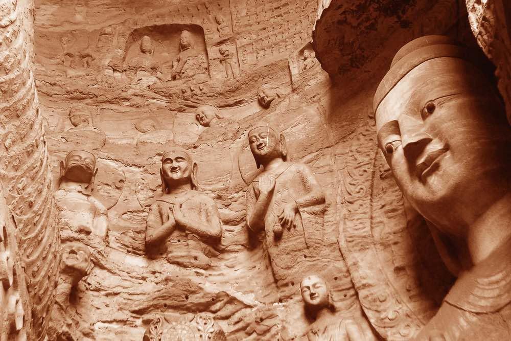 grotten van yungyang
