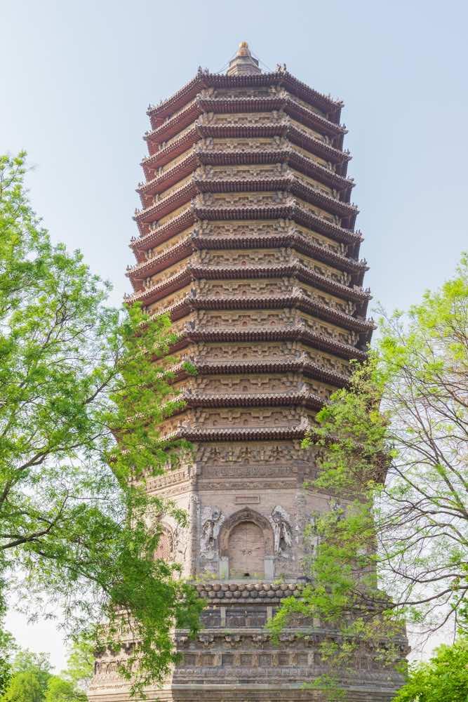 linglong pagode