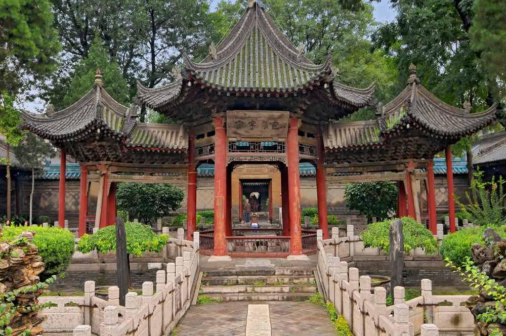 moslimwijk china