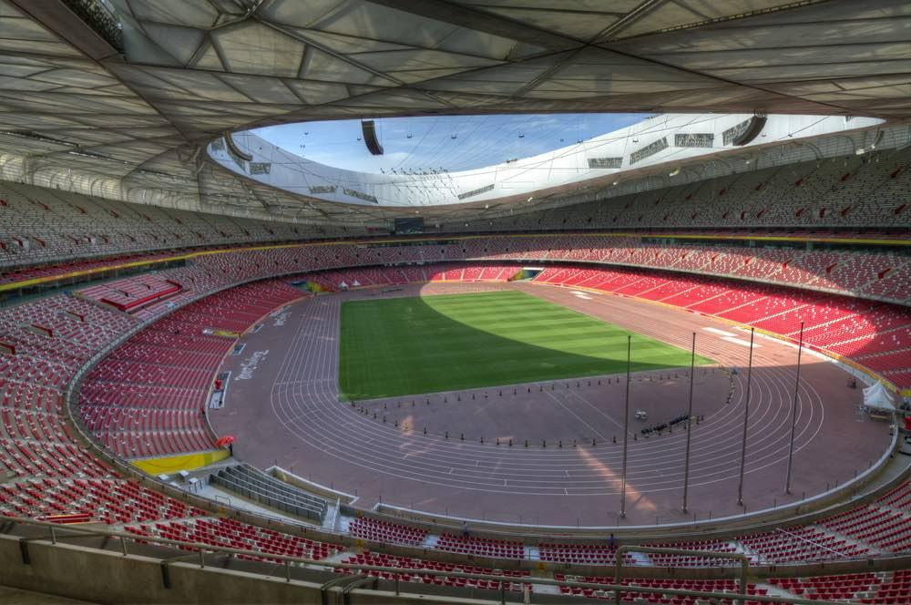 nationaal olympisch stadion beijing