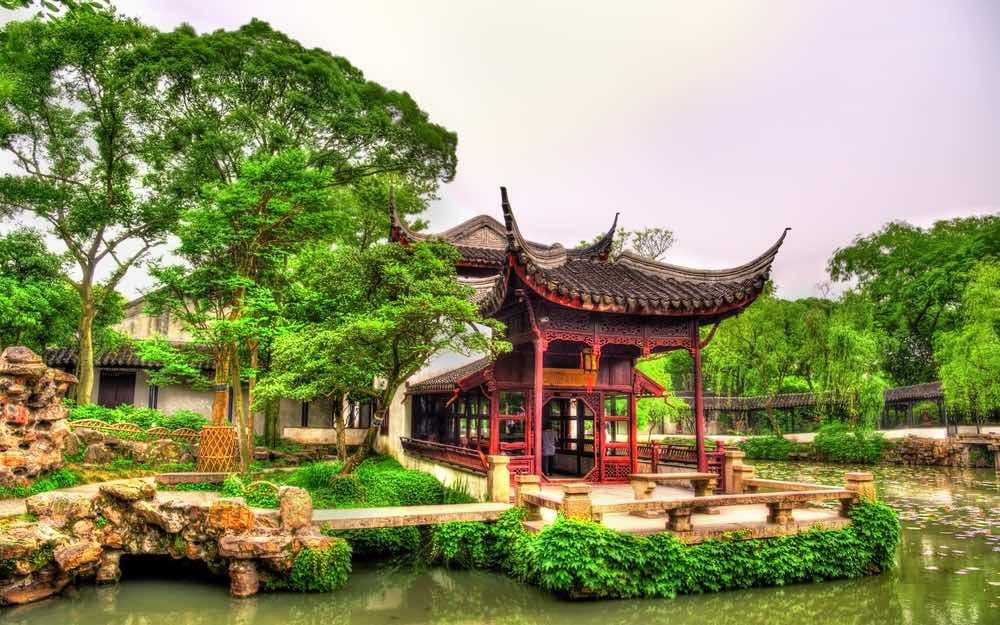 tempels suzhou