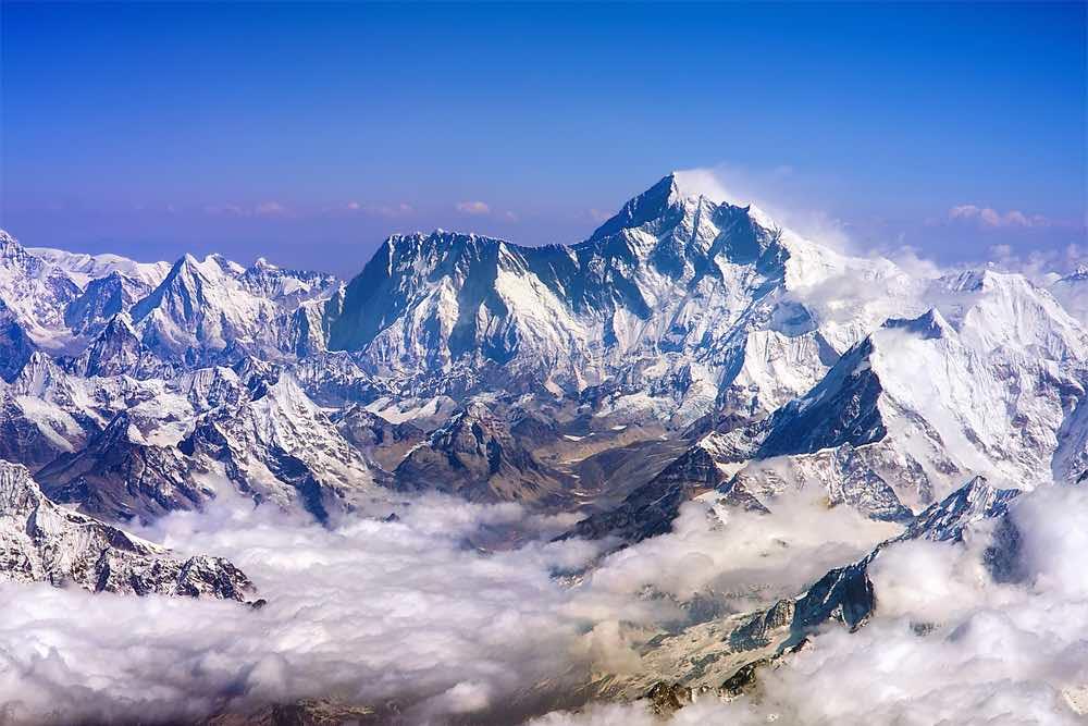 himalaya gebergte nepal