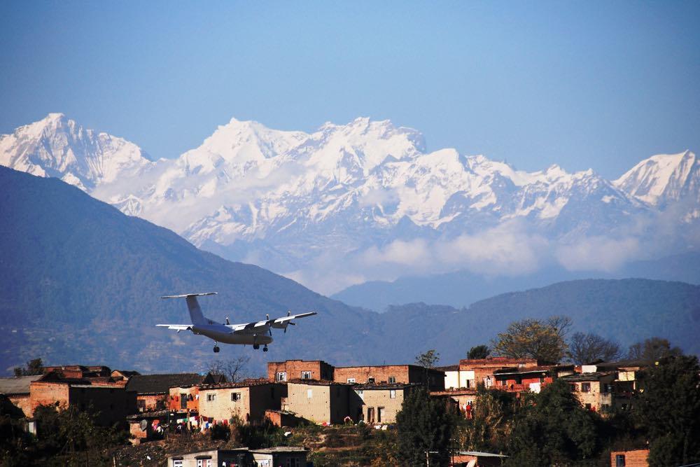 Airport Kathmandu