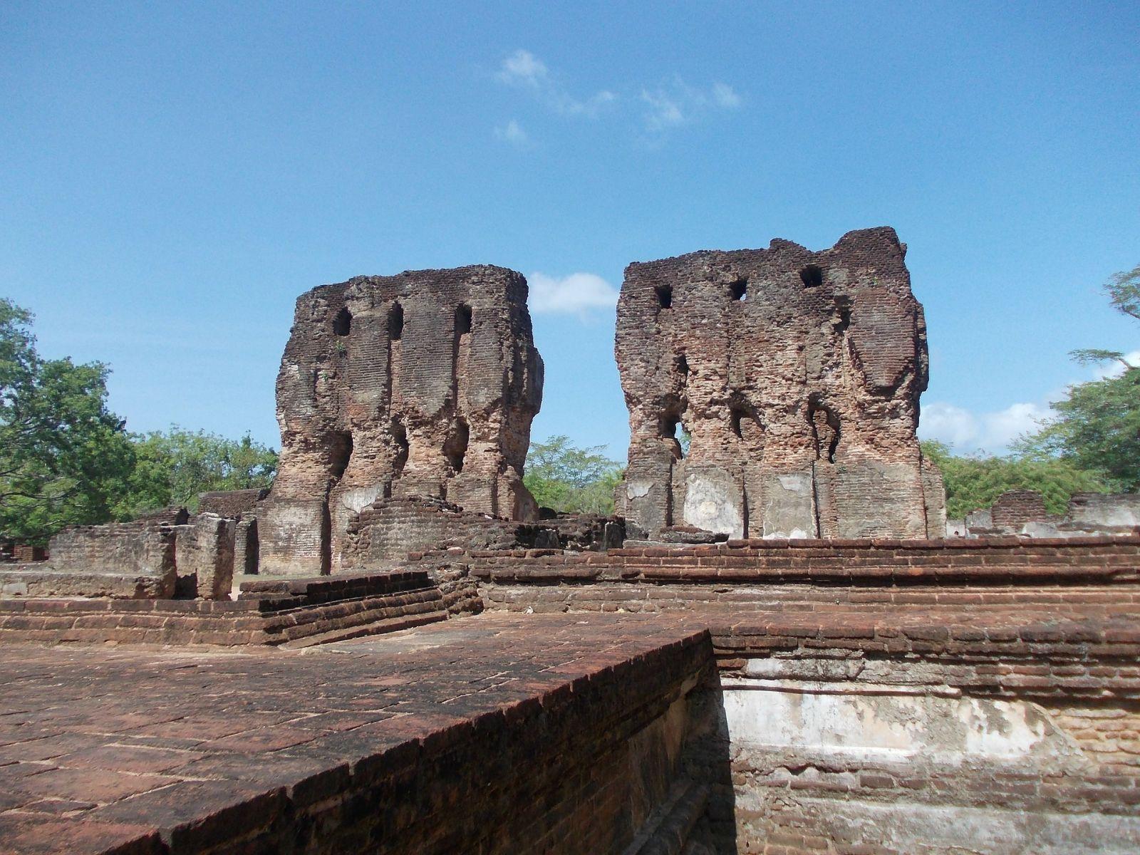 Polonnaruwa een aanrader in Sri Lanka