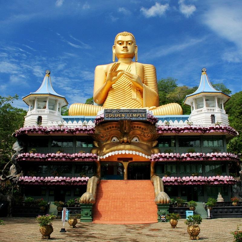 Golden tempel