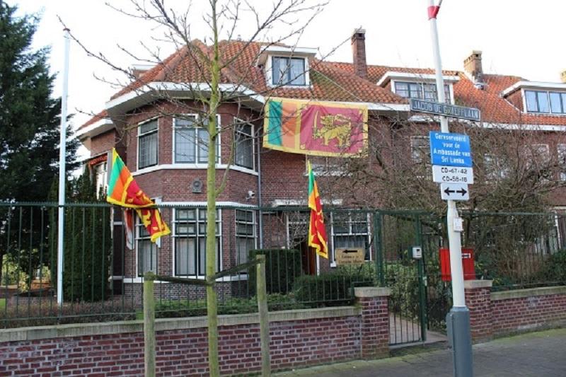 Ambassade Sri Lanka Den Haag