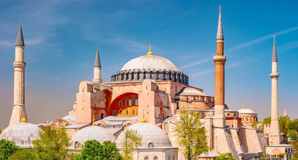 Hagia Sofia in Istanboel